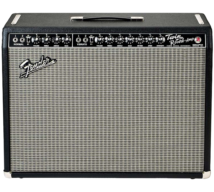 Fender 65 Twin Reverb-Amp