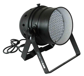 Involight LED PAR56 BK